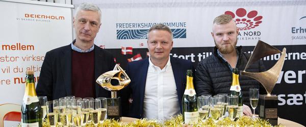 Se de nominerede til Vækst & Vilje Erhvervsprisen og Iværksætterprisen