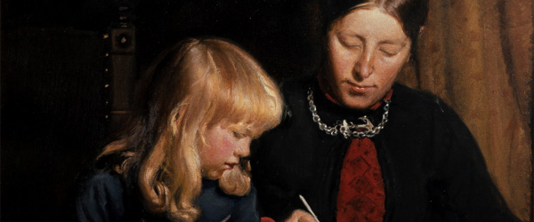 Julehygge i familien Anchers ånd