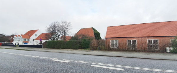 Ønsker nedrivning på Frederikshavn