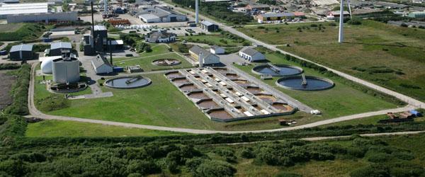 Tilladelse til udledning af renset spildevand fra renseanlæg