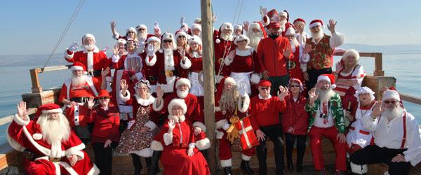 Julemænd på juleferie
