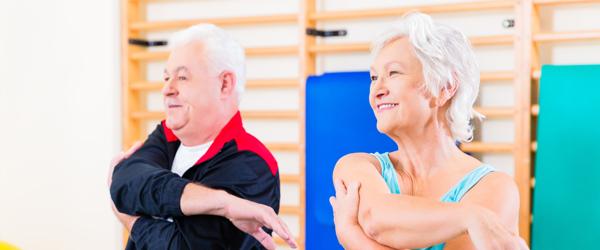 Vidste du at man kan gå til knoglegymnastik i Skagen?