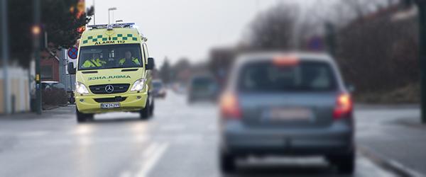 Ny model for ambulanceberedskabet i regionen