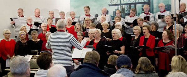 Cafékoncert på Kappelborg