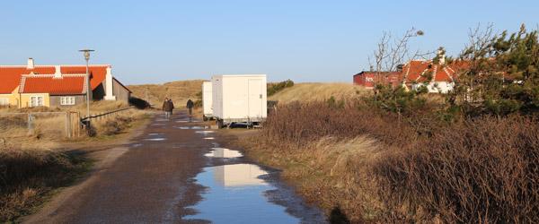 Forespørgsel om salg af vejareal ved Nansbovej