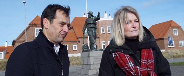 BBC besøger Skagen for at tale fiskeri efter Brexit