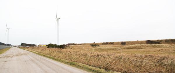 Salg af endnu et areal ved Buttervej til dambrug