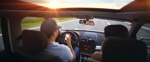Klip får bilister til at droppe mobilen