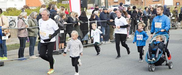 Skagen Marathon højner ambitionerne