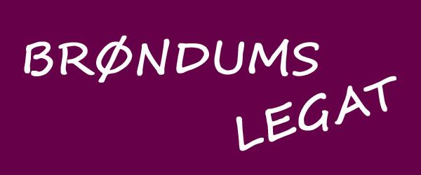 Tre ansøgninger til kulturdelen af Brøndums Legat