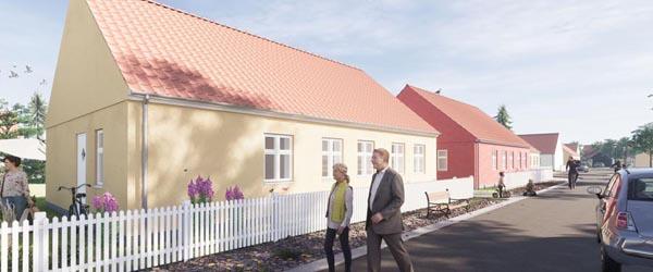 Stor interesse for at leje seniorbolig i Lille Skagen