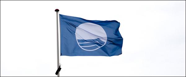 Tre blå flag og ni badepunkter til sommer