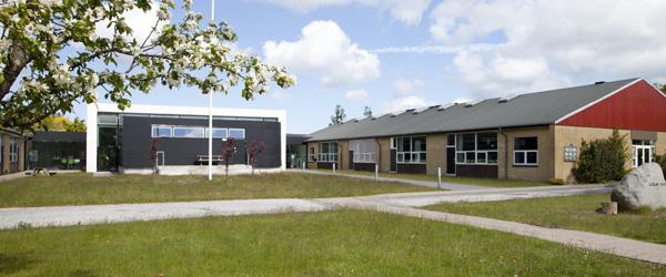 Distriktsændring i Skoledistrikt Nord