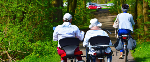 13 plejecentre får hver 4000 kr. til aktiviteter