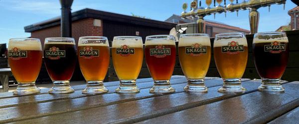 Nye typer ølsmagninger på Bryghuset