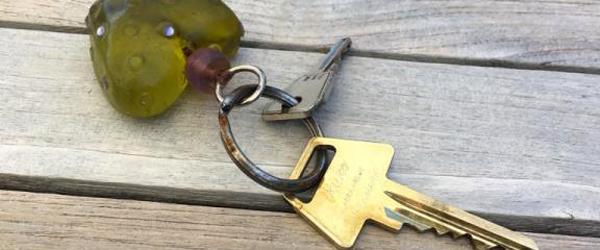 Nøgler fremlyses OPD.