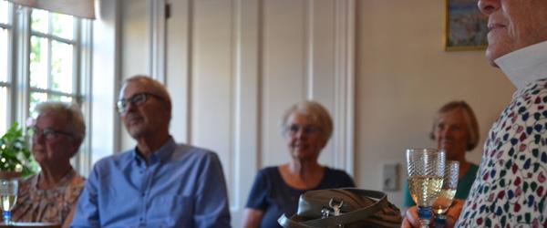 Vin, kvinder og sang i Drachmanns Hus