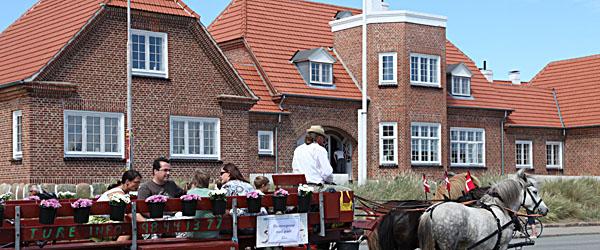 Turistkontoret åbner på mandag