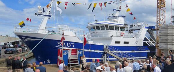 3 nybygninger fra Karstensens Skibsværft