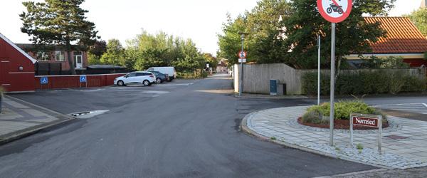 Forestående trafiksikkerhedsprojekter i Skagen og Ålbæk