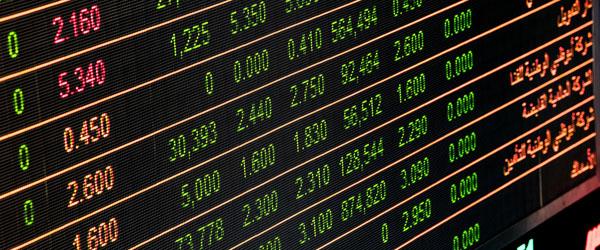 Et vildt år for aktiemarkederne