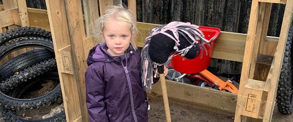 6 nye beboere flytter ind i Børnehaven Mattisborgen
