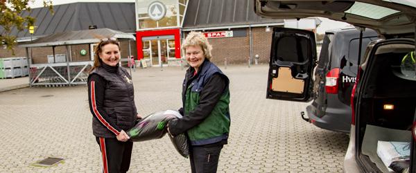 Mejling Landhandel leverer nu i Skagen