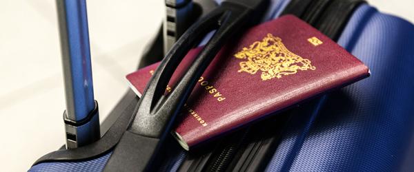 Mulighed for gratis ombytning af pas med fejl i fingeraftryk