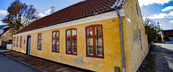 Foredragsaften på Kystmuseet Skagen – En tur i spjældet