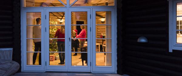 Stigende tendens: Danskerne vil holde jul i sommerhus