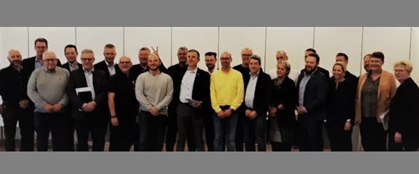 Erhvervsfolk i Frederikshavn kommune samler penge ind til årets Julehjælp