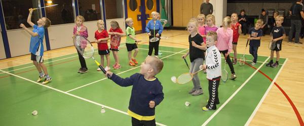Mange initiativer i Skagen Badmintonklub