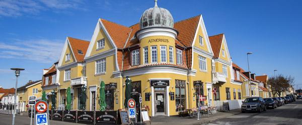 En af Skagens ikoniske bygninger er handlet