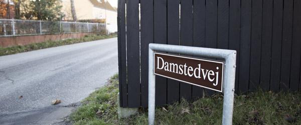 Ikke større taghøjde på Damstedvej