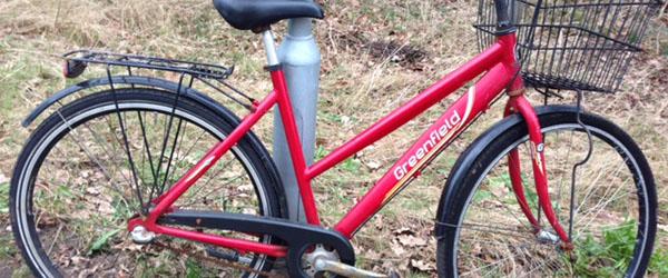 Mangler du din Greenfield damecykel ?