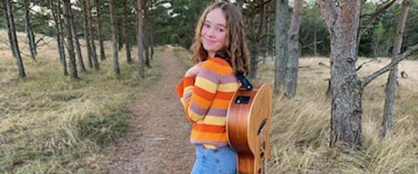 Louise Hammershøj er Frederikshavn kommunes kulturtalent 2020