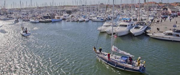 Aktiviteter og lydniveau på Skagen Lystbådehavn