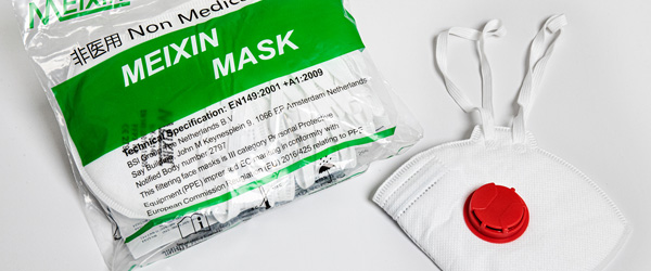 Masker trukket tilbage efter indberetninger om fejl