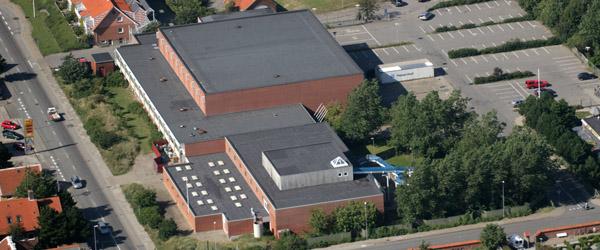 Vaccinations-sted etableres i Skagenhallen