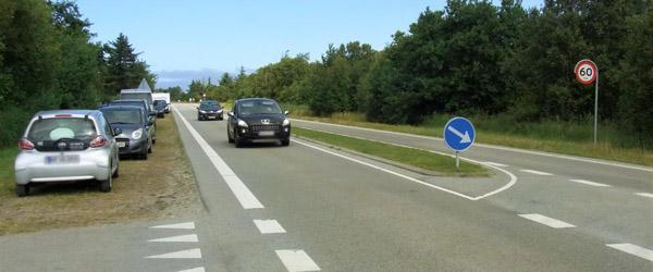 Borgerforslag til etablering af cykelsti(er) langs med bøjlevejen