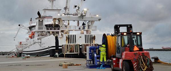 Egersund Trawl DK tilbyder ny service til fiskefartøjer på Skagen havn