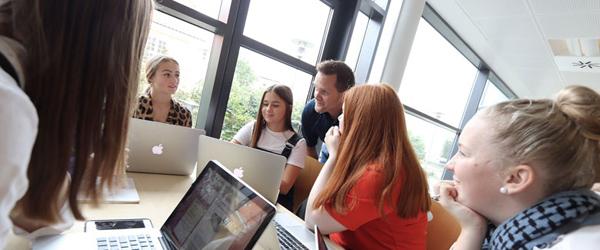 Frederikshavn Handelsskole byder velkommen til endnu et virtuelt Åbent Hus
