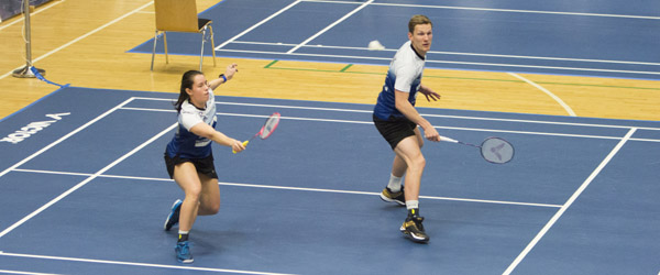 Badmintonligaen: VEB knuste Aarhus AB med 9-0