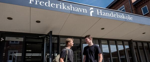 Handelsskole oplever igen stor tilslutning til ungdomsuddannelserne