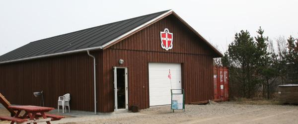 Påske åbent i FDF Skagens Genbrugsbutik