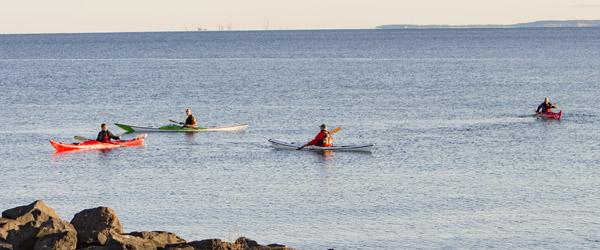 Skagen Havkajakklub byder nye roere velkommen