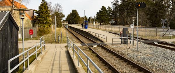 Borgerforening vil forskønne stationsplads i Hulsig