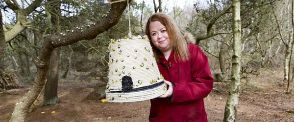 Mariehønetræet: Maiken har skrevet til skov- og naturstyrelsen