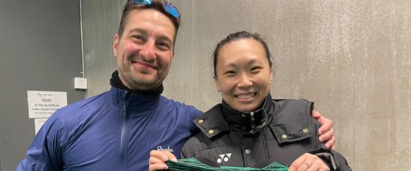Beiwen Zhang gør comeback i VEB