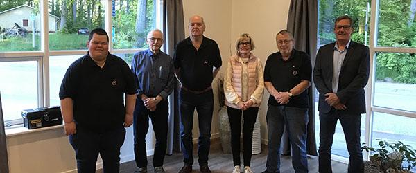 Genvalg til formand og ny næstformand i Dansk Folkeparti Frederikshavn